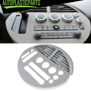 Dashboard Cover Panel Bezel Instrument For Nissan Quest 2004-2005 6 Cyl 3.5L