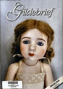 Gildebrief 2-2003 Vintage & Antique Doll Dress Patterns