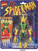"Hasbro - Marvel Legends Spider-Man Retro Collection - Electro 6"" Action Figure"