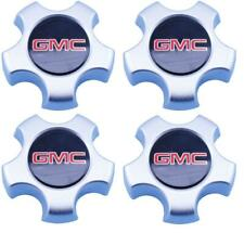 15169578 Set of 4 GMC Sonoma ZR5 S10 Blazer Center Wheel Hub Cap
