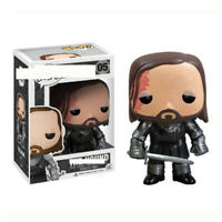 9TV Show Game of Thrones Toy - The Hound #05 PVC Figure With Box & POP Protector