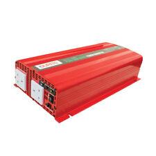 1500W Durite 0-857-15 12V DC to 230V AC Heavy-duty Sine Wave Voltage Inverter