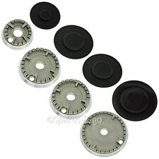 Spares2go Gas Hob Burner and Cap Replacement for Flavel Ovens
