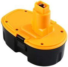 18V 3.0Ah Ni-Mh pour Dewalt Batterie de remplacement DC9096 DE9039 DE9095