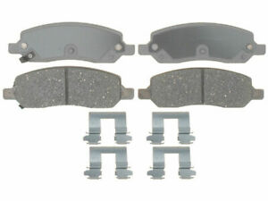 For 2006-2011 Cadillac DTS Brake Pad Set Front AC Delco 18836KG 2007 2008 2009