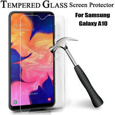 For Samsung Galaxy A10 2019 Genuine Tempered Glass 9H Shield Screen Protector