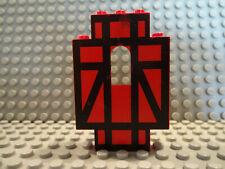 (F13) LEGO FEHLDRUCK PANEL RITTERBURG  4444p03 6067 GEBRAUCHT SELTEN!!!
