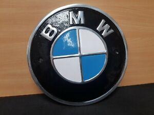 """NEW ** BMW ** CAST ALUMINIUM GARAGE SIGN MOTORSPORT MAN CAVE 9 1/2"""" RETRO"""