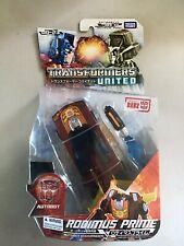 Tomy Takara Transformers United UN-23 Henkei Autobot Rodimus Prime
