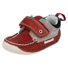 19 rosse Scarpe per bambini dai 2 ai 16 anni