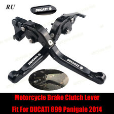Motorcycle Modified Handle Brake Clutch Lever For Ducati 899 Panigale 2014 Black