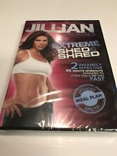 Jillian Michaels Extreme Shred Workout Dvd