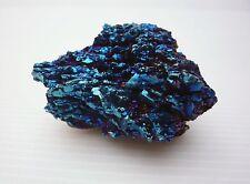 pierre de roche carbure de silicone couleut bleu colbalt