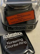 rodenstock APO-Rodagon  1:2,8 f50mm