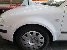 PARAFANGO VW Passat 3bg//3b6//b6 NUOVO /& NUOVO laccato anteriore sinistro la7w Reflex Argento