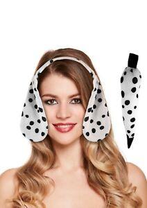 Dalmatian Best New Ears Tail Set Fancy Costume  Dress Accessories Animal Costume