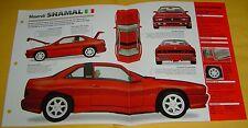 1994 Maserati Shamal 3217cc V8 325hp WMEFI IMP info/Specs/photo 15x9