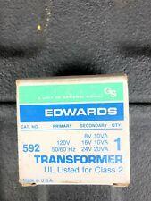 Edwards 592 Multi-voltage Transformer