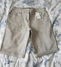 Casual Striped NEXT Shorts for Women
