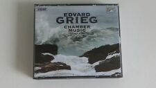 Edvard Grieg Chamber Music ( complete ) Brilliant 3 CD