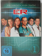 E.R. - Emergency Room Staffel 1 - George Clooney, Sherry Stringfield, Chrichton