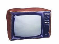 RETRO OLD FASHION TV TELEVISION PLUSH BODY PILLOW CUSHION KID ROOM HOME DECOR