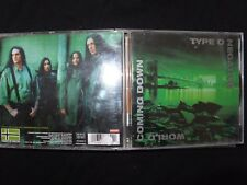 CD TYPE O NEGATIVE / WORLD COMING DOWN /