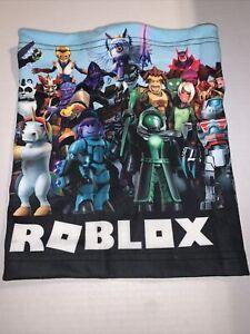 Roblox Mask Gaiter (kids) Adjustable Strap And Washable Unisex