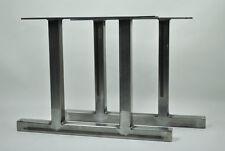 Metal Table Legs,Industrial,Vintage,Loft,Custom Sizes,Handmade in U.S.