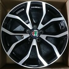 "Set 4 cerchi in lega S1 da 17"" 5x110 ET38 Alfa Romeo Giulietta"