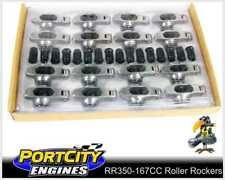 "Crow Cam Roller Rockers Chev V8 283 307 327 350 400 7/16"" stud 1.6RR RR350-167CC"