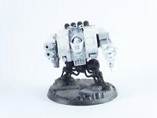 Erwürdiger Cybot - Venerable Dreadnought der Space Marines - teilw. bemalt -