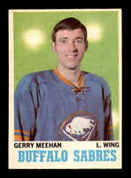 1970 O-Pee-Chee #125 Gerry Meehan RC EXMT/EXMT+ X1627957