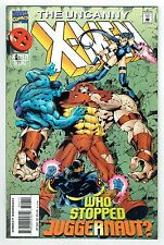 UNCANNY X-MEN #322 - July 1995 Issue - Scott Lobdell, Tom Grummett - NM