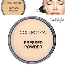 Collection Cosmetics Face & Body Pressed Powder Makeup Saloon Look Candlelight