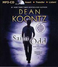 Dean KOONTZ / [Odd Thomas: Bk 7] SAINT ODD       [ Audiobook ]