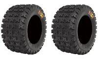 Set of Maxxis Razr Tire 20x11-9 ATV Rear Tires 20 x 11 x 9 4-ply ( Pair of 2 )