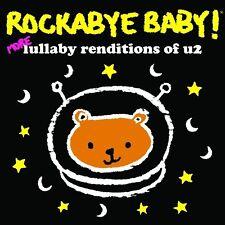 Rockabye Baby! - More Lullaby Renditions of U2 [New CD]