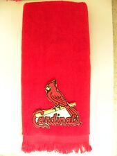 St. Louis Cardinals Mlb baseball Towel golf towel Free Shipping logo red vintage