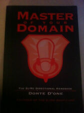 "Master of Your Domain ""The DJ's Handbook"""