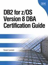 DB2(R) for z/OS(R) Version 8 DBA Certification Guide (IBM Press