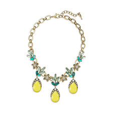Chloe and Isabel Copacabana Pineapple Collar Necklace- N308- NEW - Rare