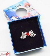 sora no otoshimono Anime Manga Ring aus Metall mit strass