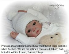 REBORN DOLL KIT, DAPHNE BY ELLY KNOOPS VINYL DOLL KIT