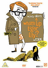 What's Up Tiger Lily (DVD, 2007) Woody Allen.