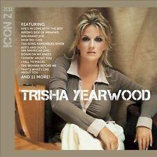 Icon 2 by Trisha Yearwood (CD, Mar-2014, 2 Discs, MCA Nashville) FACTORY SEALED