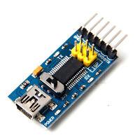 New 3.3V 5.5V FT232RL FTDI USB to TTL Serial 232 Adapter Module for Arduino MA