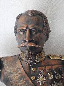 Buste de Napoléon III *