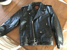 Millwaukee Leather Men's motorcycle leather jacket XL