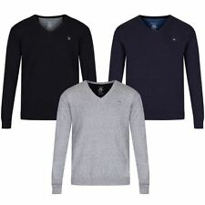 Men's Long Cotton No Pattern Jumpers & Cardigans